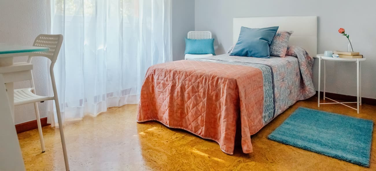 Popular Cork Bedroom Flooring