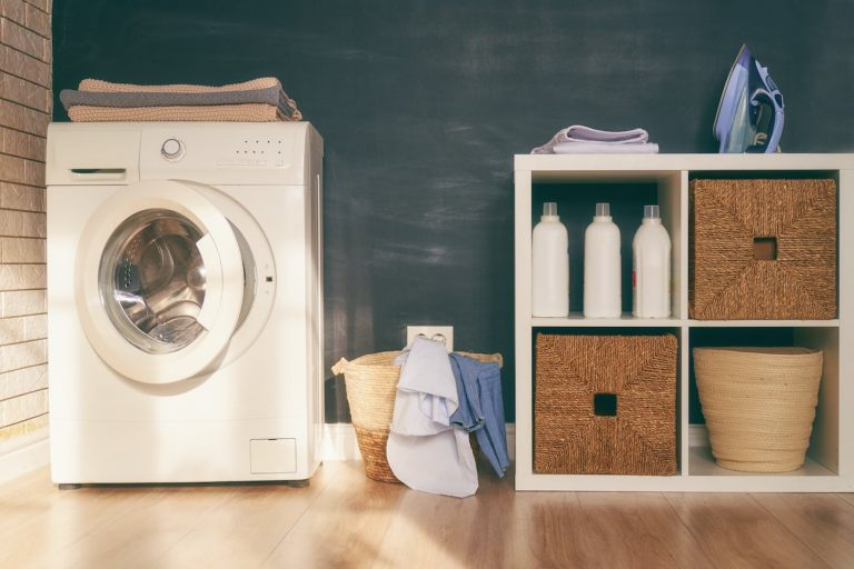 pick the right laundry room flooring