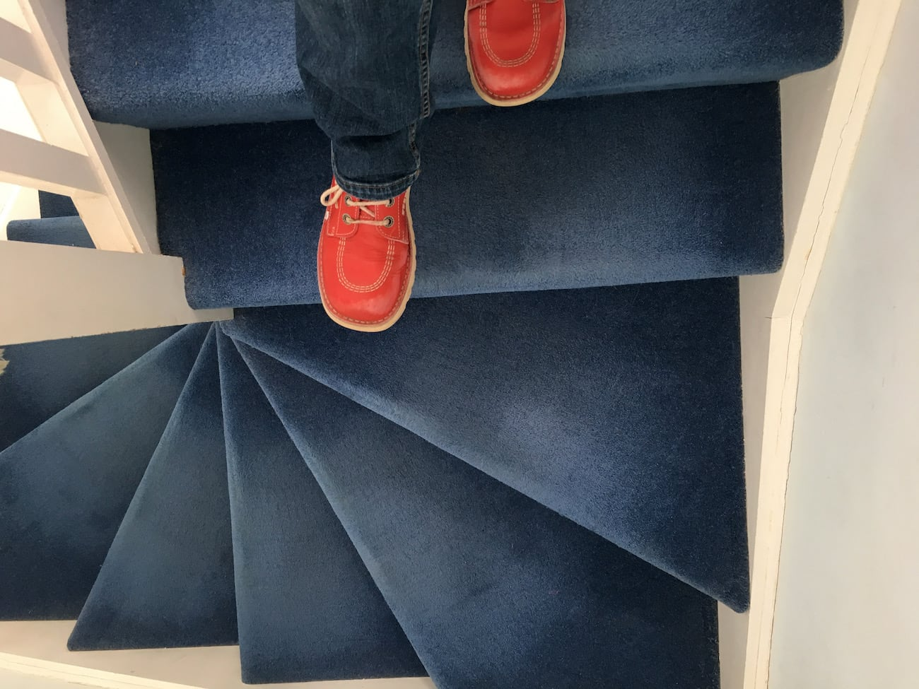 Carpeting On Stairs