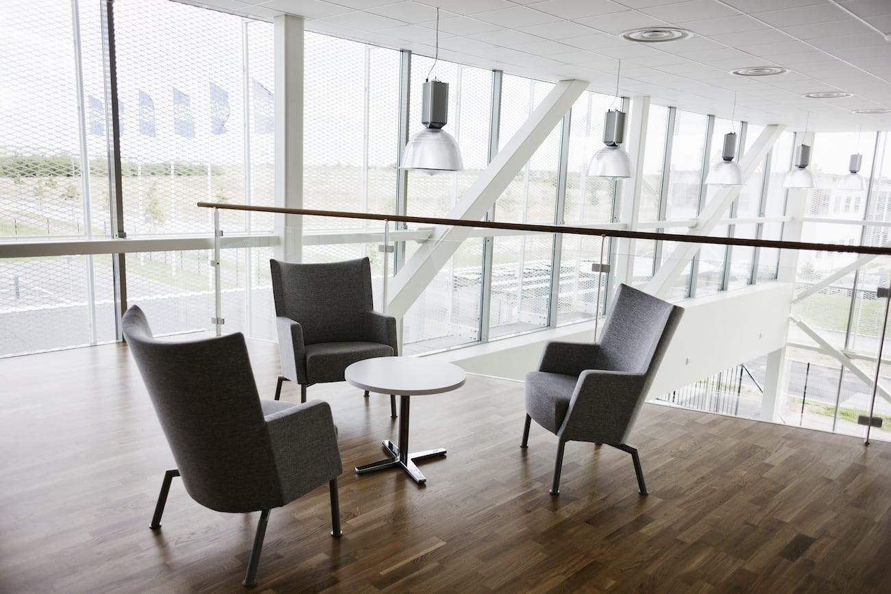 Commercial-Grade Laminate Flooring