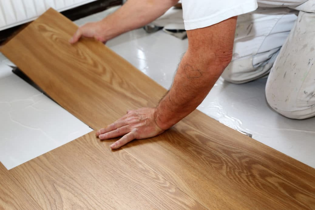Glue Down Vinyl Plank Flooring
