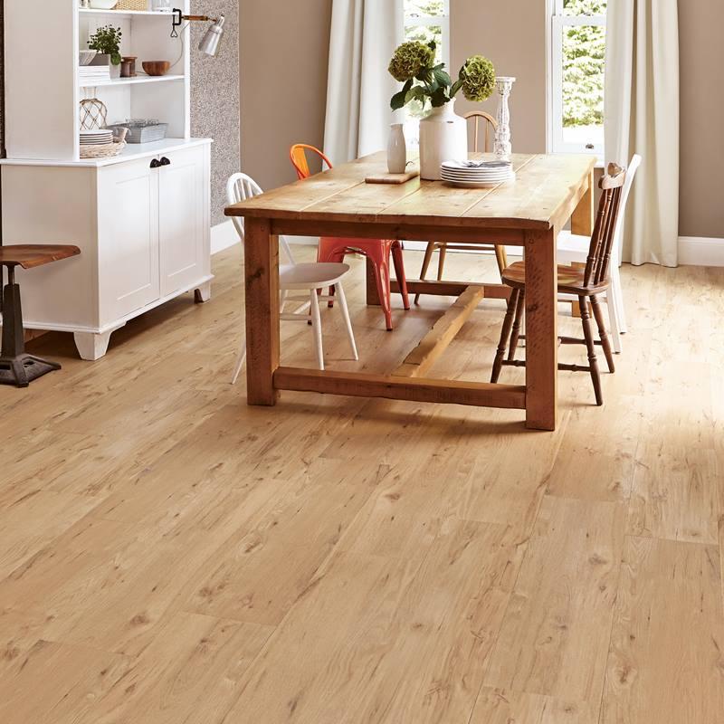 Karndean Loose Lay Vinyl Plank Flooring